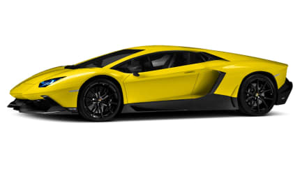 2015 Lamborghini Aventador - 2dr All-wheel Drive Coupe (LP720-4 50th Anniversario)
