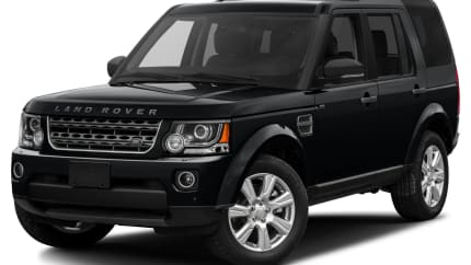 2016 Land Rover LR4 - 4dr 4x4 (Base)