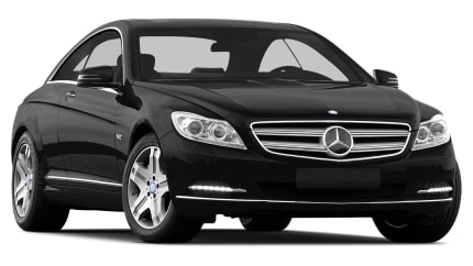 2014 Mercedes-Benz CL-Class - CL600 2dr Coupe (Base)