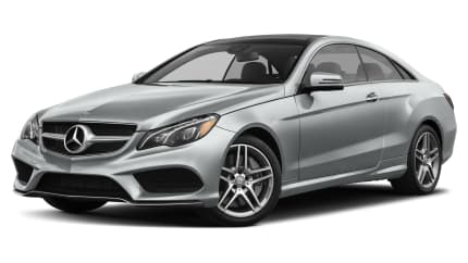 2017 Mercedes-Benz E-Class