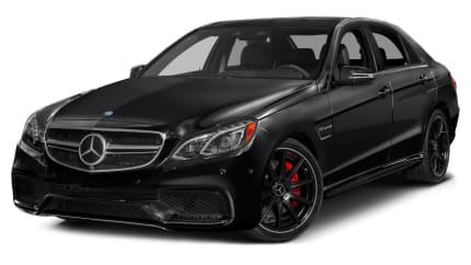 2016 Mercedes-Benz AMG E - AMG E63 4dr All-wheel Drive 4MATIC Sedan (S-Model)