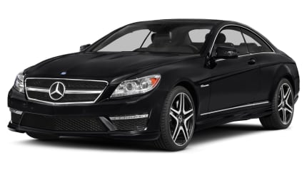 2014 Mercedes-Benz CL-Class - CL63 AMG 2dr Coupe (Base)