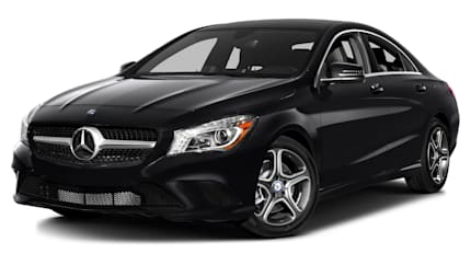 2016 Mercedes-Benz CLA-Class - CLA250 4dr All-wheel Drive 4MATIC Sedan (Base)