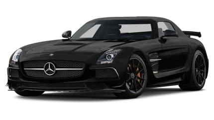 2014 Mercedes-Benz SLS AMG Black Series - SLS AMG Black Series 2dr Coupe (Base)