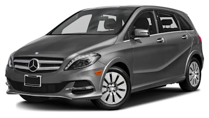 2016 Mercedes-Benz B-Class Electric Drive - B-Class Electric Drive 4dr Hatchback (Base)