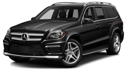 2016 Mercedes-Benz GL-Class - GL550 4dr All-wheel Drive 4MATIC (Base)