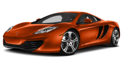2014 McLaren MP4-12C - Coupe (Base)