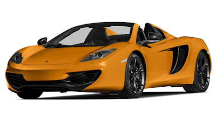 2014 McLaren MP4-12C - Spider (Base)