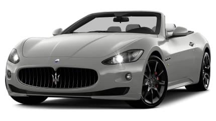 2017 Maserati GranTurismo - 2dr Convertible (Sport)