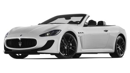 2017 Maserati GranTurismo - 2dr Convertible (MC)