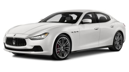 2016 Maserati Ghibli - 4dr Rear-wheel Drive Sedan (Base)