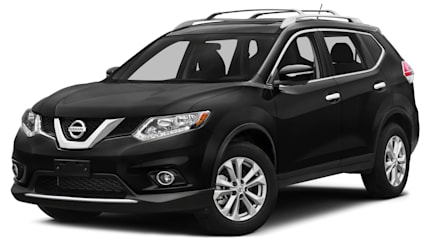 2016 Nissan Rogue - 4dr All-wheel Drive (S)