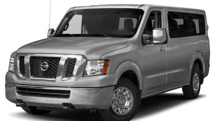 2017 Nissan NV Passenger NV3500 HD - 3dr Rear-wheel Drive Passenger Van (S V6)