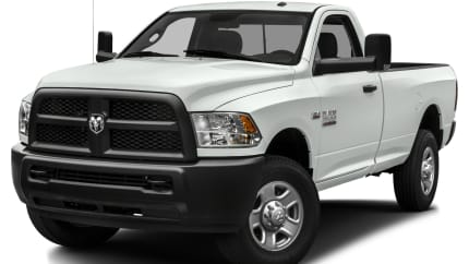 2016 RAM 3500 - 4x2 Regular Cab 140 in. WB (Tradesman)