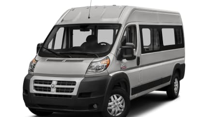 2017 RAM ProMaster 2500 Window Van