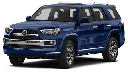 2016 Toyota 4Runner - 4dr 4x2 (Limited)