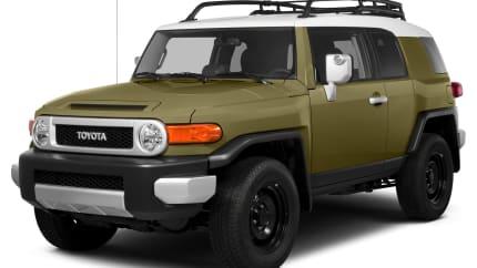 2014 Toyota FJ Cruiser - 4dr 4x2 (Base)