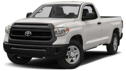 2016 Toyota Tundra - 4x2 Regular Cab Long Bed 8 ft. box 145.7 in. WB (SR 5.7L V8 w/FFV)