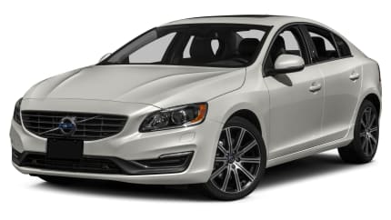 2017 Volvo S60 - 4dr Front-wheel Drive Sedan (T5 Dynamic)
