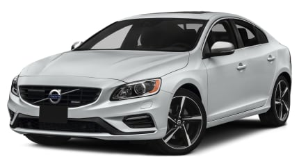 2017 Volvo S60 - 4dr All-wheel Drive Sedan (T6 R-Design Platinum)