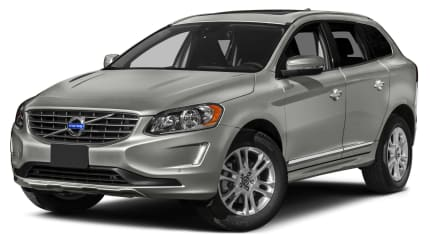2017 Volvo XC60 - 4dr All-wheel Drive (T5 Dynamic)