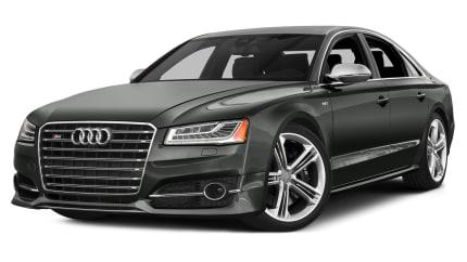 2016 Audi S8 - 4dr All-wheel Drive quattro Sedan (4.0T)