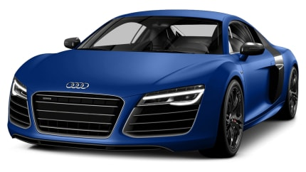 2015 Audi R8 - 2dr All-wheel Drive quattro Coupe (5.2 competition)