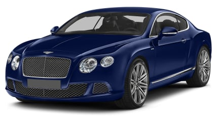 2015 Bentley Continental GT - 2dr Coupe (Speed)