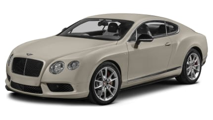 2015 Bentley Continental GT - 2dr Coupe (V8 S)