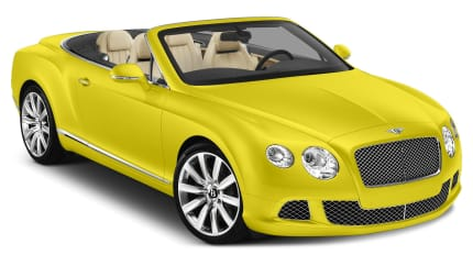 2015 Bentley Continental GTC - 2dr Convertible (Base)