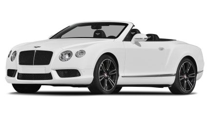 2015 Bentley Continental GTC - 2dr Convertible (V8)