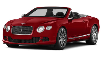 2015 Bentley Continental GTC - 2dr Convertible (Speed)
