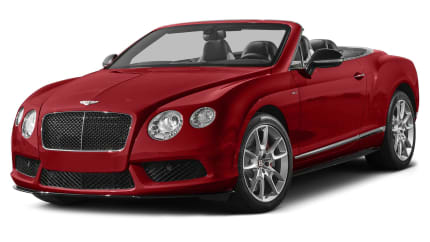 2015 Bentley Continental GTC - 2dr Convertible (V8 S)