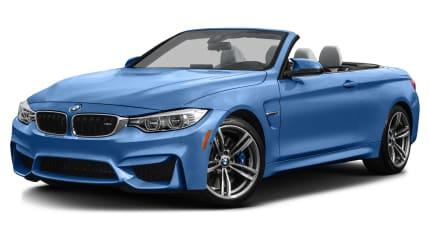 2017 BMW M4 - 2dr Rear-wheel Drive Convertible (Base)