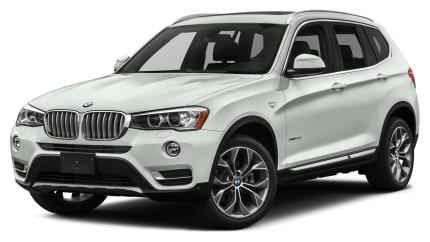 2017 BMW X3 - 4dr All-wheel Drive Sports Activity Vehicle (xDrive28i)