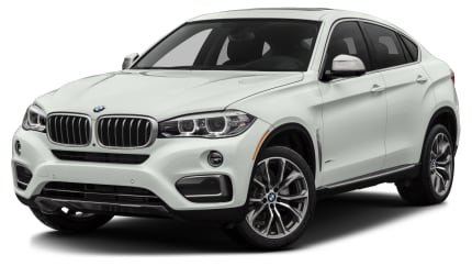 2017 BMW X6 - 4dr 4x2 Sports Activity Coupe (sDrive35i)