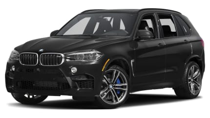 2017 BMW X5 M - 4dr All-wheel Drive Sports Activity Vehicle (Base)
