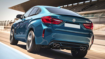2017 BMW X6 M - 4dr All-wheel Drive Sports Activity Coupe (Base)