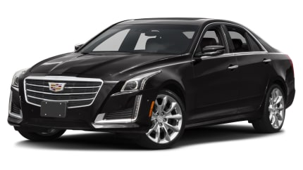 2016 Cadillac CTS - 4dr Rear-wheel Drive Sedan (2.0L Turbo Performance Collection)