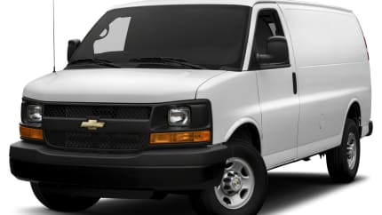 2017 Chevrolet Express 2500 - Rear-wheel Drive Cargo Van (Work Van)