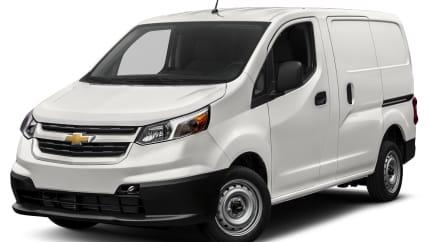 2017 Chevrolet City Express - Cargo Van (1LS)