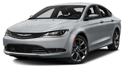 2017 Chrysler 200 - 4dr Front-wheel Drive Sedan (S)