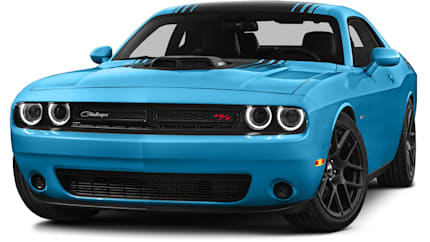 2016 Dodge Challenger - 2dr Coupe (R/T)