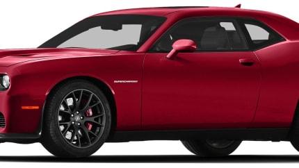 2016 Dodge Challenger - 2dr Coupe (SRT Hellcat)