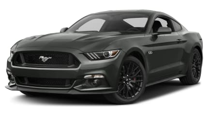2017 Ford Mustang - 2dr Fastback (GT)
