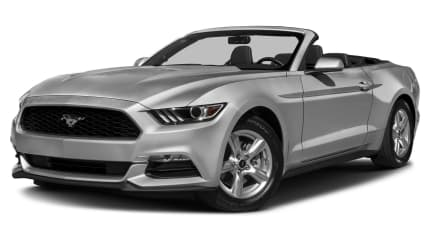 2017 Ford Mustang - 2dr Convertible (V6)