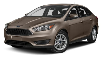 2017 Ford Focus - 4dr Sedan (S)