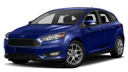 2017 Ford Focus - 4dr Hatchback (SEL)