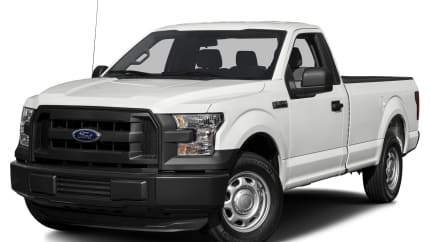 2017 Ford F-150 - 4x4 Regular Cab Styleside 6.5 ft. box 122 in. WB (XL)