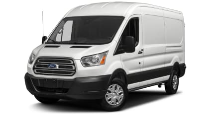 2017 Ford Transit-350 - Medium Roof Cargo Van 130 in. WB (Base w/Sliding Pass-Side Cargo-Door)